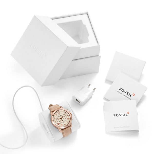 Juwelier Haan Fossil Uhren FTW10022