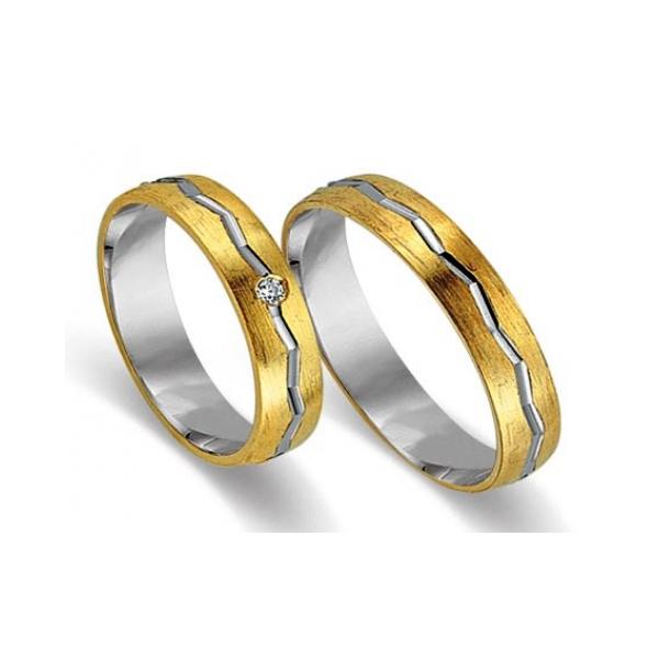 Juwelier Haan Cera Kollektion Gold Trauringe - 3495