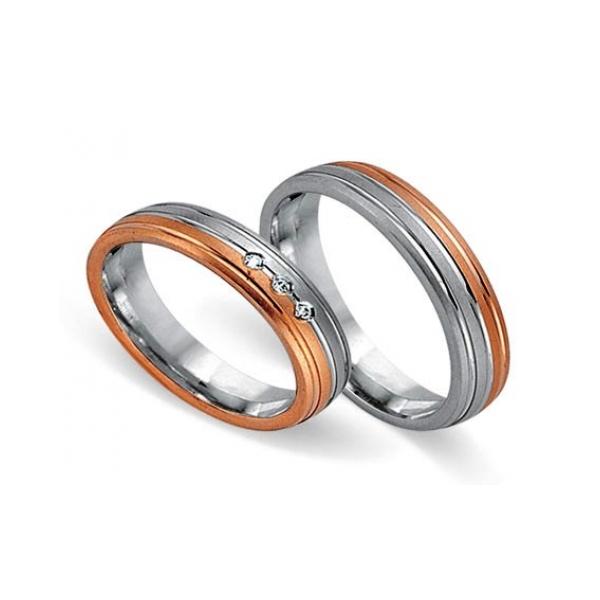 Juwelier Haan Fides Kollektion Gold Trauringe - 8247