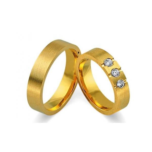 Juwelier Haan Fides Kollektion Gold Trauringe - 8451