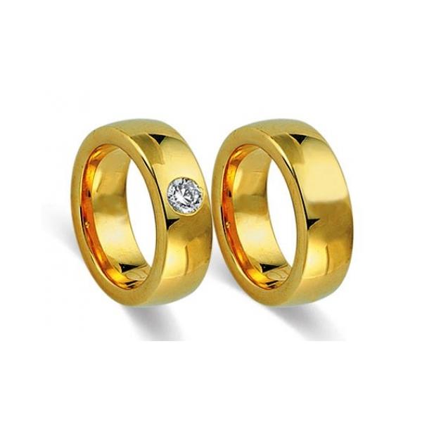 Juwelier Haan Fides Kollektion Gold Trauringe - 8466