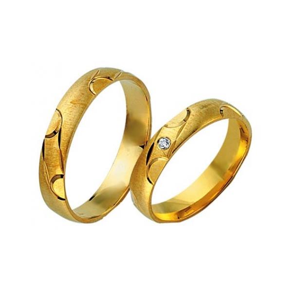 Juwelier Haan Fides Kollektion Gold Trauringe - 8500