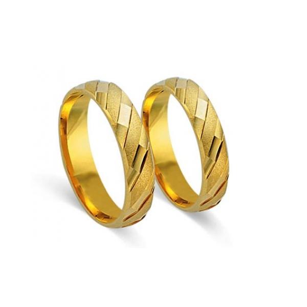 Juwelier Haan Fides Kollektion Gold Trauringe - 8501