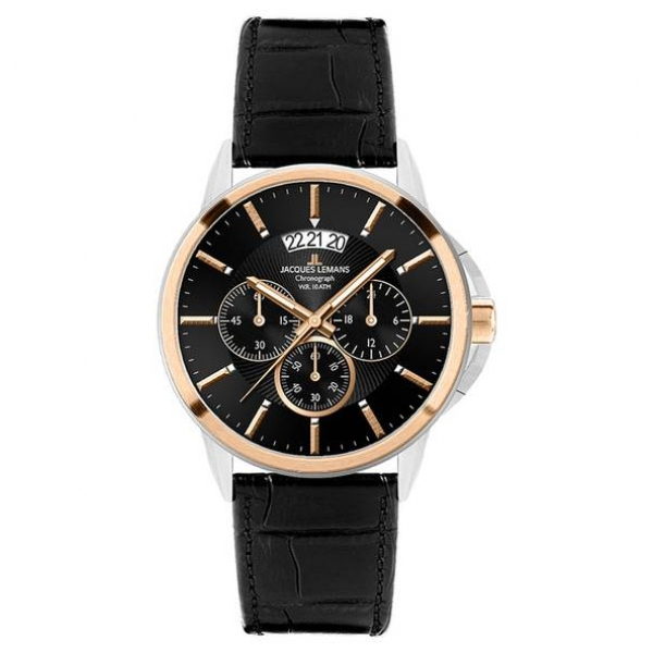 Juwelier Haan Jacquas Lemans Uhren 1-1540B