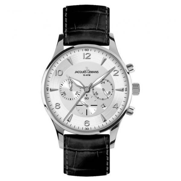 Juwelier Haan Jacquas Lemans Uhren 1-1654B