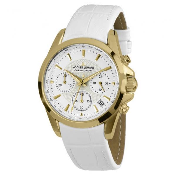 Juwelier Haan Jacquas Lemans Uhren 1-1752D
