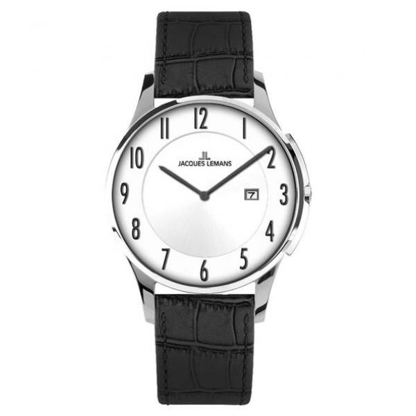 Juwelier Haan Jacquas Lemans Uhren 1-1777C