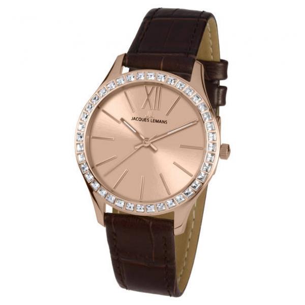 Juwelier Haan Jacquas Lemans Uhren 1-1841D