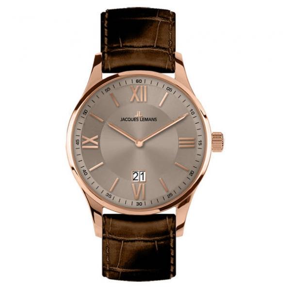 Juwelier Haan Jacquas Lemans Uhren 1-1845F