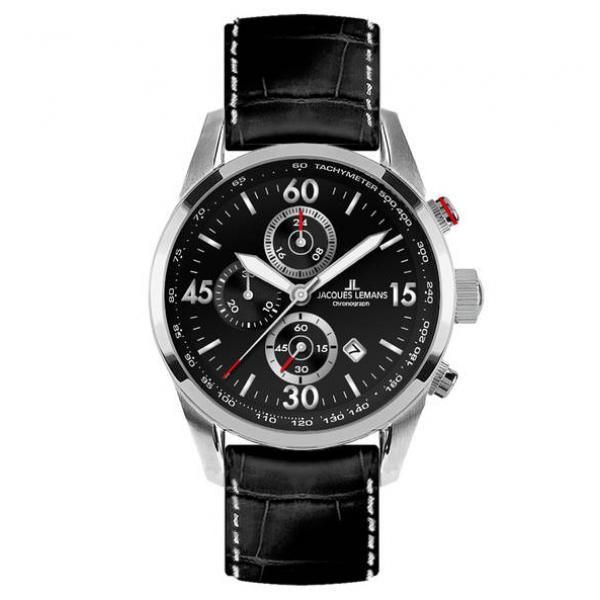 Juwelier Haan Jacques Lemans Uhren 40-6A