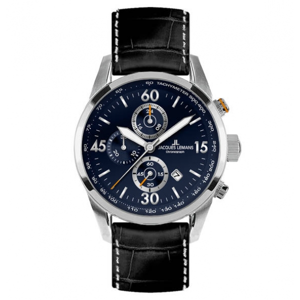 Juwelier Haan Jacques Lemans Uhren 40-6C