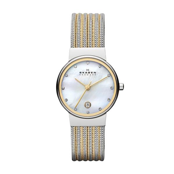 Juwelier Haan Skagen Uhren 355-SSGS
