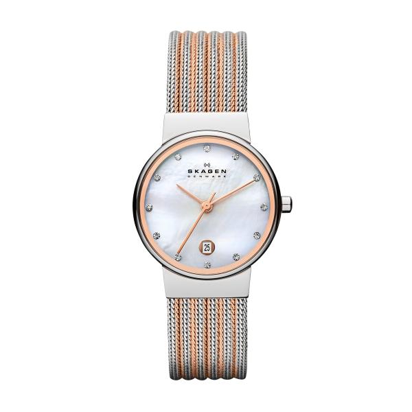 Juwelier Haan Skagen Uhren 355-SSRS