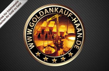 Goldankauf-Haan-Logo