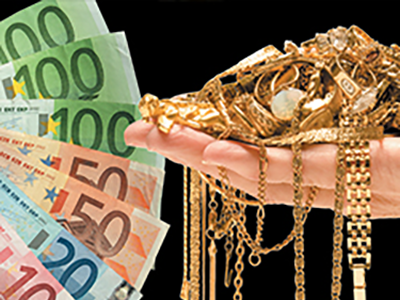 Alt Gold Ankauf Juwelier Haan