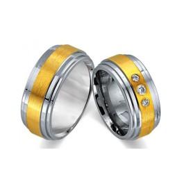 Juwelier Haan Cera Kollektion Gold Trauringe - 3001