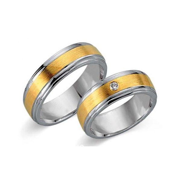 Juwelier Haan Cera Kollektion Gold Trauringe - 3002