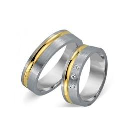 Juwelier Haan Cera Kollektion Gold Trauringe - 3003