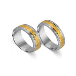 Juwelier Haan Cera Kollektion Gold Trauringe - 3004