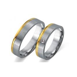 Juwelier Haan Cera Kollektion Gold Trauringe - 3005
