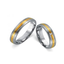 Juwelier Haan Cera Kollektion Gold Trauringe - 3006