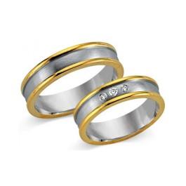 Juwelier Haan Cera Kollektion Gold Trauringe - 3007