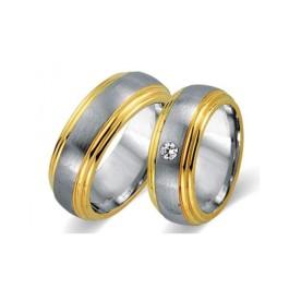 Juwelier Haan Cera Kollektion Gold Trauringe - 3008