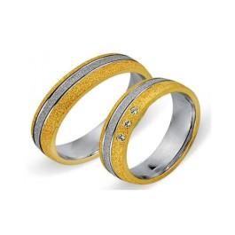 Juwelier Haan Cera Kollektion Gold Trauringe - 3010