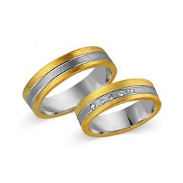 Juwelier Haan Cera Kollektion Gold Trauringe - 3011
