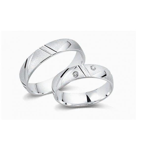 Juwelier Haan Cera Kollektion Silber Trauringe - CRG02