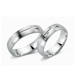 Juwelier Haan Cera Kollektion Silber Trauringe - CRG10