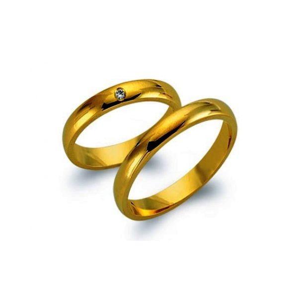 Juwelier Haan Cilor Kollektion Gold Trauringe -1006
