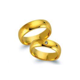 Juwelier Haan Cilor Kollektion Gold Trauringe -1009