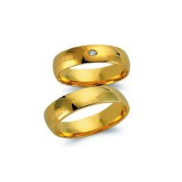 Juwelier Haan Cilor Kollektion Gold Trauringe -1010