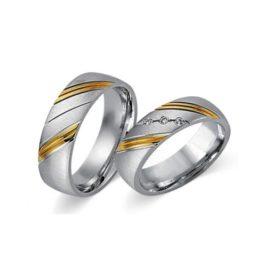 Juwelier Haan Fides Kollektion Gold Trauringe - 8001