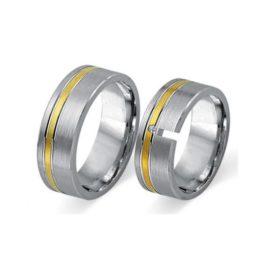Juwelier Haan Fides Kollektion Gold Trauringe - 8002
