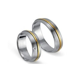 Juwelier Haan Fides Kollektion Gold Trauringe - 8004