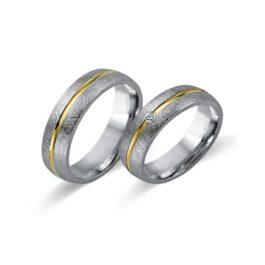 Juwelier Haan Fides Kollektion Gold Trauringe - 8005
