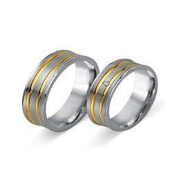 Juwelier Haan Fides Kollektion Gold Trauringe - 8007