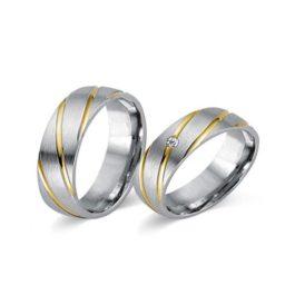 Juwelier Haan Fides Kollektion Gold Trauringe - 8008