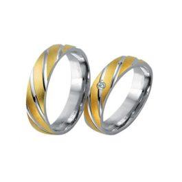 Juwelier Haan Fides Kollektion Gold Trauringe - 8009