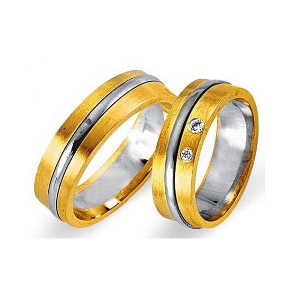 Juwelier Haan Cera Kollektion Gold Trauringe - 3012