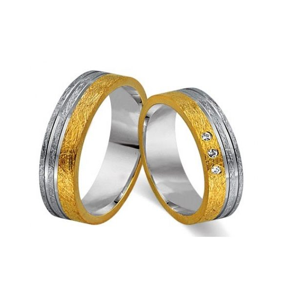 Juwelier Haan Cera Kollektion Gold Trauringe - 3013