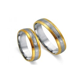 Juwelier Haan Cera Kollektion Gold Trauringe - 3481