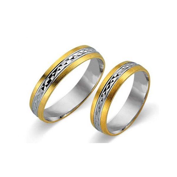 Juwelier Haan Cera Kollektion Gold Trauringe - 3484