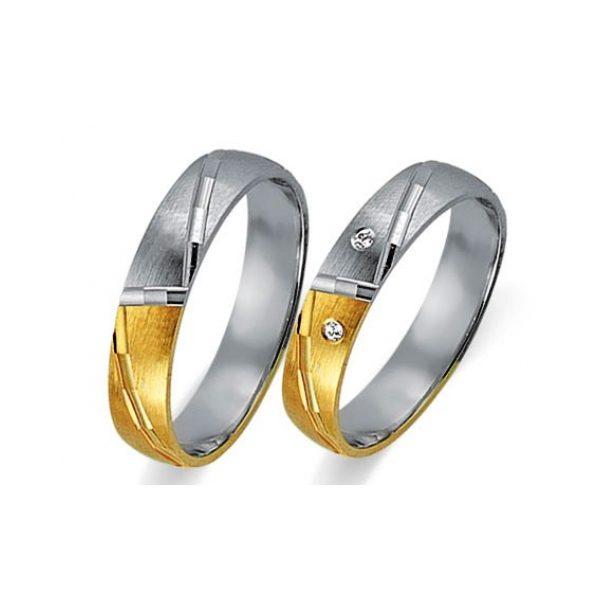 Juwelier Haan Cera Kollektion Gold Trauringe - 3485