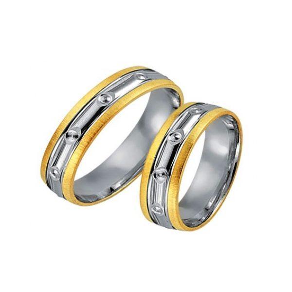 Juwelier Haan Cera Kollektion Gold Trauringe - 3486