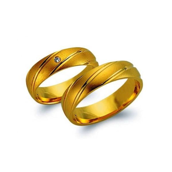 Juwelier Haan Cilor Kollektion Gold Trauringe -1011