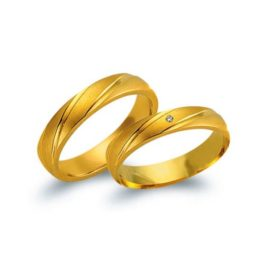 Juwelier Haan Cilor Kollektion Gold Trauringe -1012