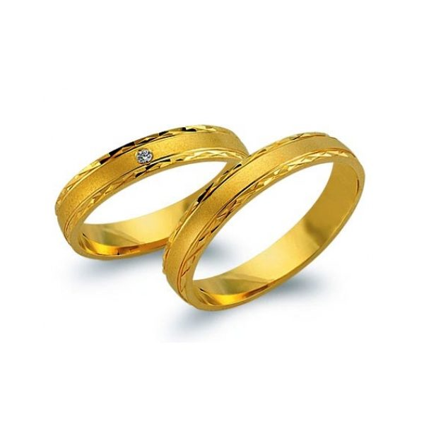 Juwelier Haan Cilor Kollektion Gold Trauringe -1017